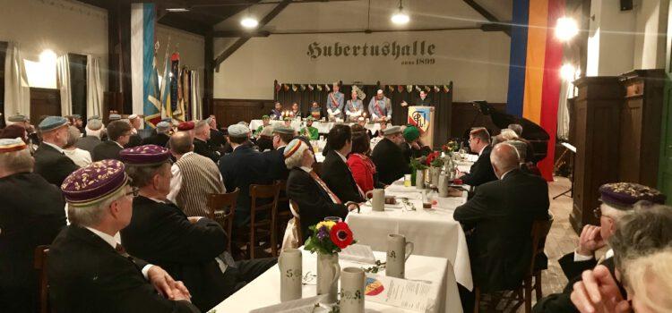95. Stiftungsfest der AAV Germania Straubing am 10 – 12 Mai 2019